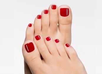 Zivaya Spa pedicure feet massage therapy